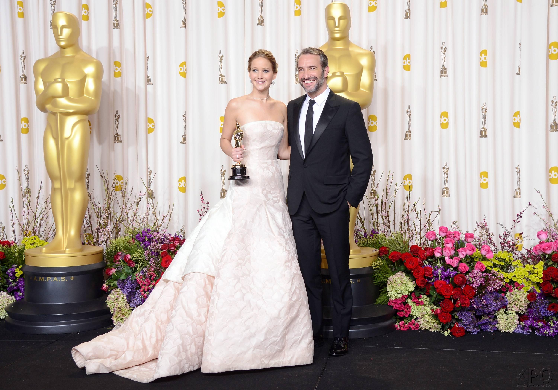 Jennifer Lawrence - L'Après Oscar - La Press Room 017