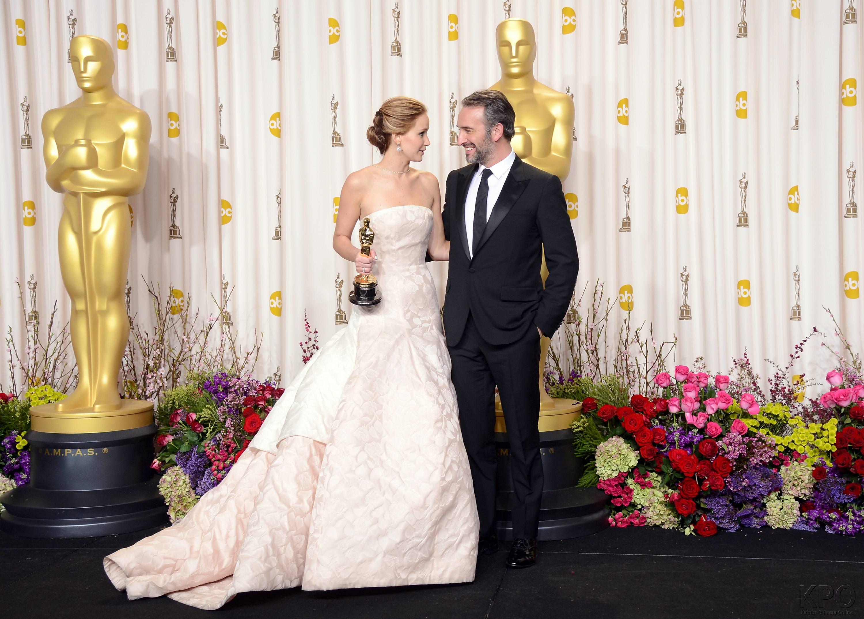 Jennifer Lawrence - L'Après Oscar - La Press Room 018