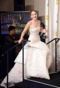 Jennifer Lawrence - L'Après Oscar - La Press Room 019
