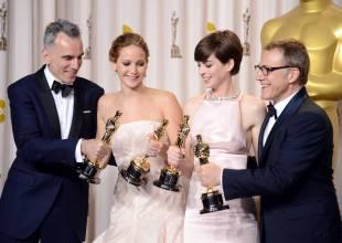 Jennifer Lawrence - L'Après Oscar - La Press Room 038
