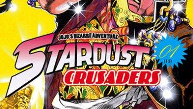 Photo de Jojo's Bizarre Adventure : Stardust Crusaders Tome 1 de Hirohiko Araki