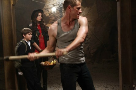 Once Upon A Time Saison 2 - Fiche Episode N°4 - The Crocodile - 0002