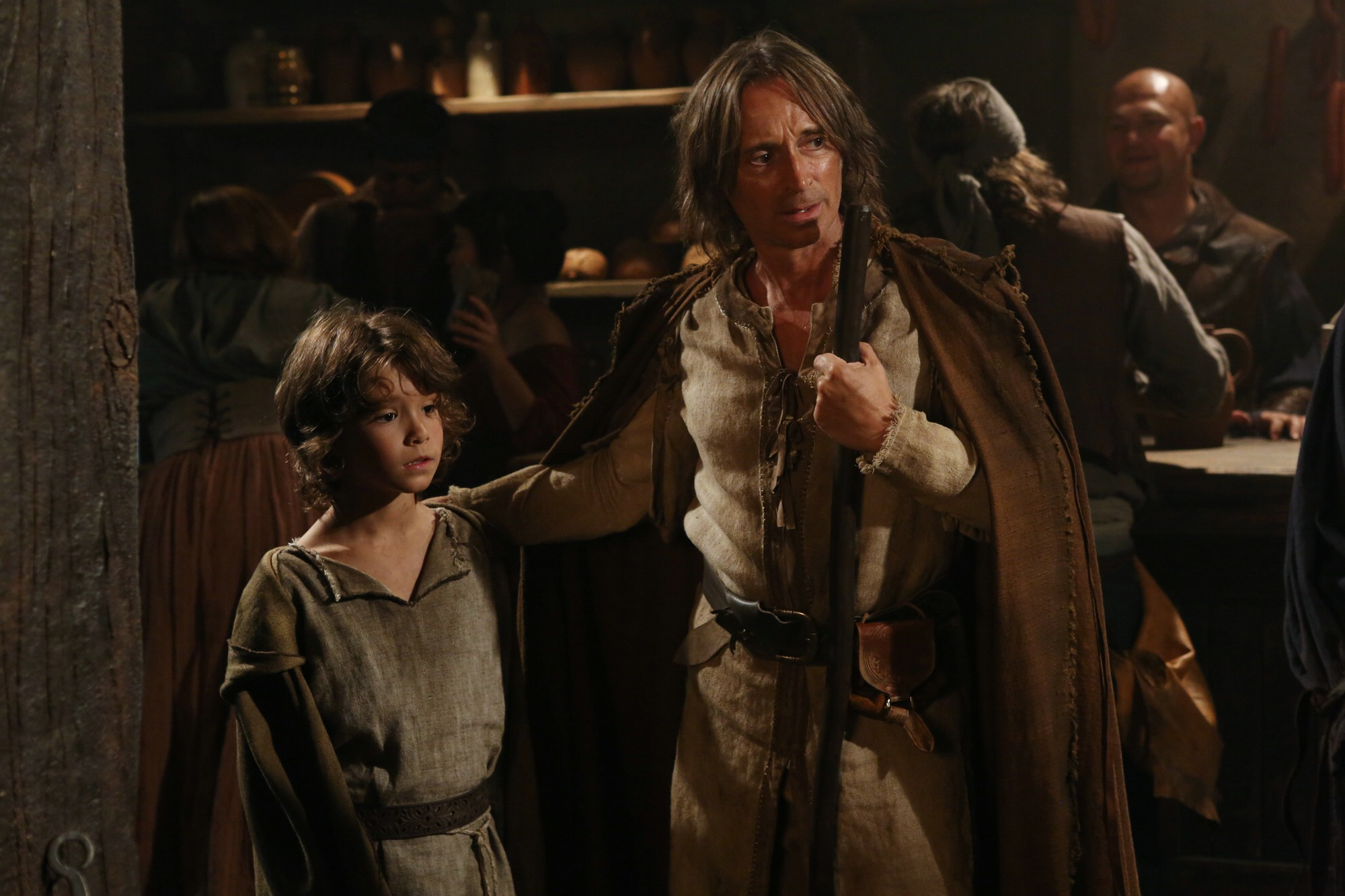 Once Upon A Time Saison 2 - Fiche Episode N°4 - The Crocodile - 0009