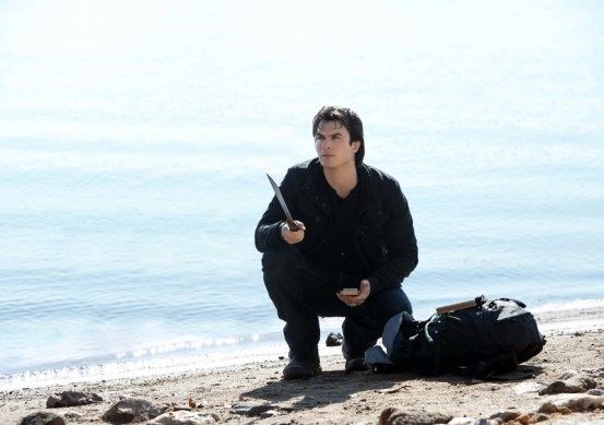 TVD 4x13 Into the Wild - Damon