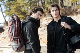 TVD 4x13 Into the Wild - Shane&Damon