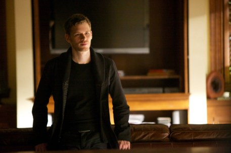 TVD 4x14 Down the Rabbit Hole - Klaus