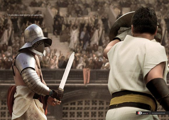 Gladiator anachronisme (et si on jouait #20)