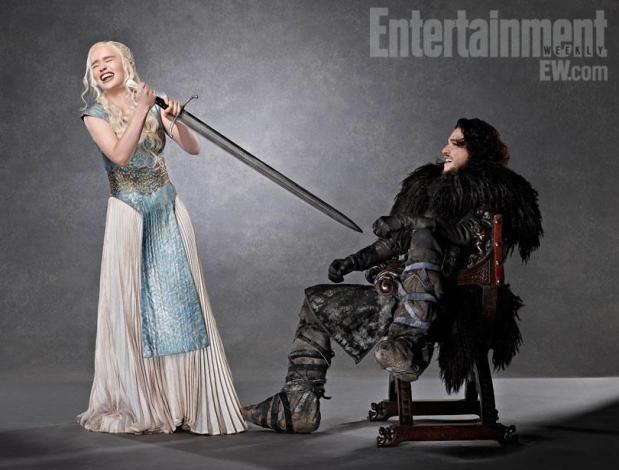 Game Of Thrones Promos Saison 2 - EW 001
