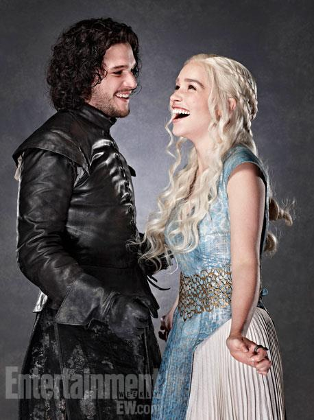 Game Of Thrones Promos Saison 2 - EW 002