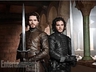 Game Of Thrones Promos Saison 2 - EW 008