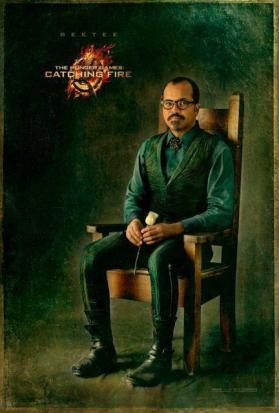 Hunger Games 2 - Catching Fire - L'Embrasement - Les Portraits 003