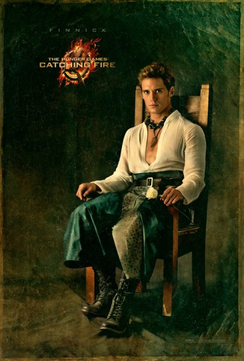 Hunger Games 2 - Catching Fire - L'Embrasement - Les Portraits 004