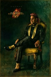 Hunger Games - Catching Fire - Portrait - 009
