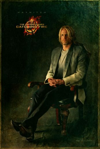 Hunger Games - Catching Fire - Portrait - 010