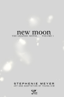 New Moon - Roman Graphique - 002