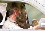Robert Pattinson - Set Pics - The Rover (2013) - 004