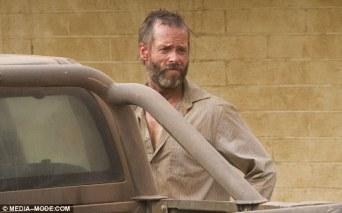 Robert Pattinson - Set Pics - The Rover (2013) - 009