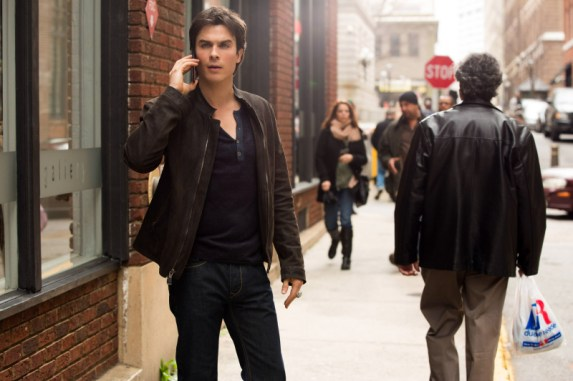 TVD 4x17 Because the Night - Damon