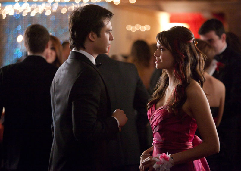 TVD 4x19 Pictures of You - Delena
