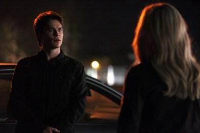 TVD 4x16 Bring it On - Damon&Rebekah