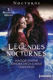 Legendes Nocturnes - 3 nouvelles inedites