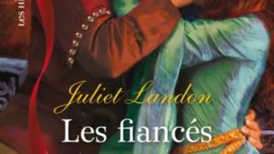 Photo of Les fiancés de la couronne de Juliet Landon