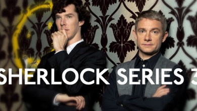 Photo de Original British Drama Trailer : De nouvelles images de Sherlock !