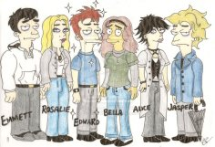 The_Cullens___simpsonized_by_Tri_Star3