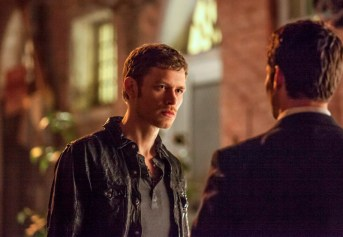 TVD 4x20 The Originals - Elijah & Klaus