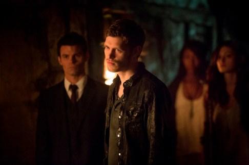 TVD 4x20 The Originals - Elijah, Klaus & Hayley