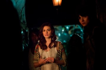 TVD 4x20 The Originals - Hayley & Sophie