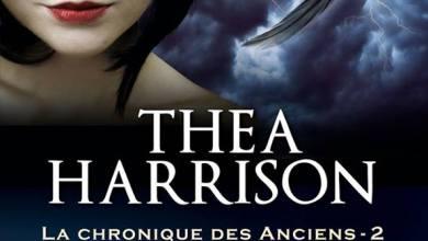 Photo de La Chronique des Anciens Tome 2 : Un Coeur de Pierre de Thea Harrison