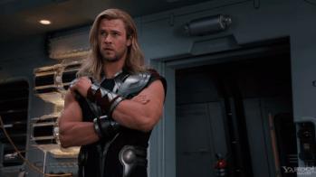 Chris Hemsworth Thor