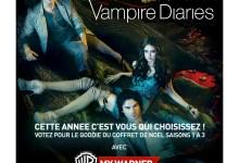 Photo de The Vampire Diaries – Votez pour le goodie du coffret DVD de Noël 2013