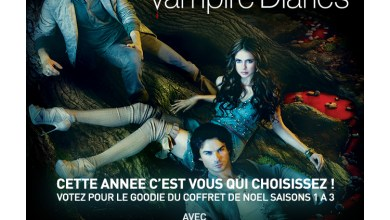 Photo of The Vampire Diaries – Votez pour le goodie du coffret DVD de Noël 2013