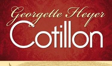Photo of Cotillon de Georgette Heyer