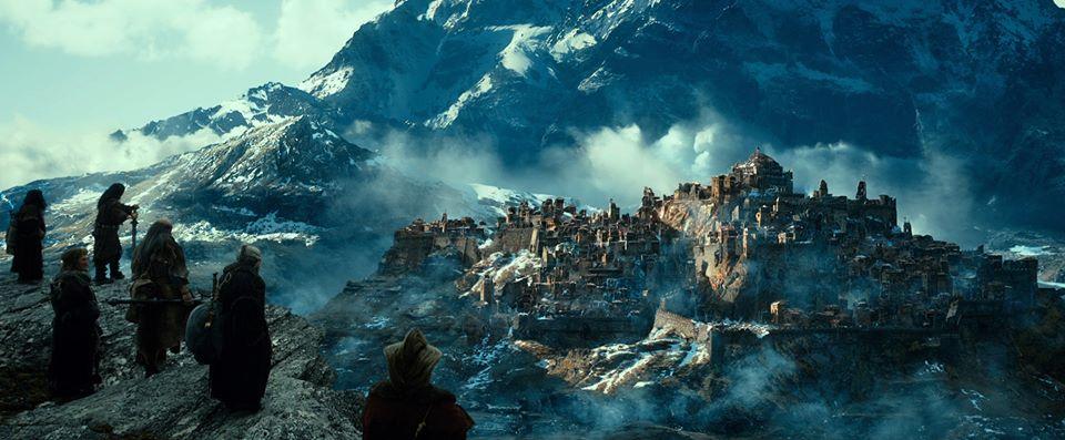 Le Hobbit - La Désolation de Smaug - Warner Bros Fbpage - 005