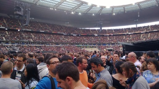 Muse au Stade de France 22 juin 2013