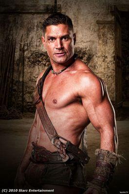 Crixus - Spartacus - Le Sang des Gladiateurs