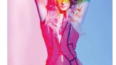 Photo de Candice Accola toute en couleurs pour Nouveau Magazine