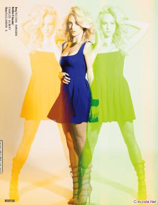 Candice Accola pour Nouveau Magazine 05