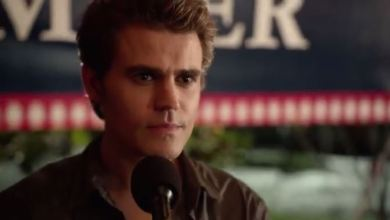 Photo de The Vampire Diaries – Un extrait inédit de la saison 5 diffusé au Comic Con