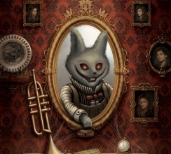Photo de Alice Royale – Le lapin blanc de Cécile Mancellon