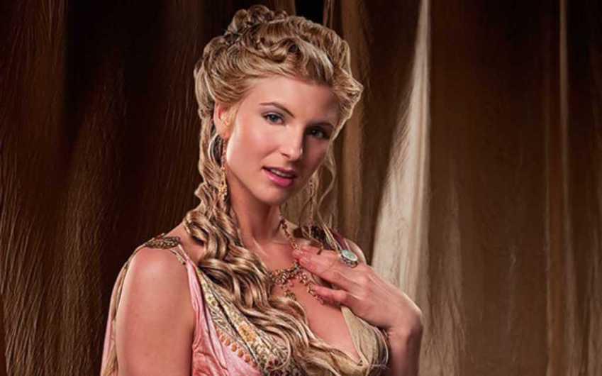 Ilithyia femme de Claudius