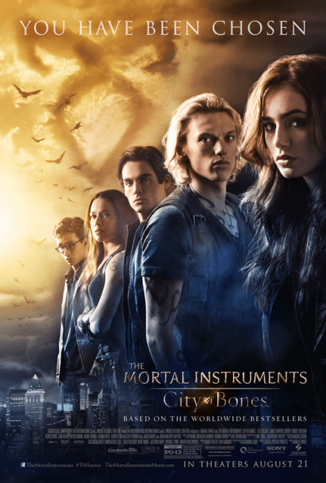 La Cité Des Ténèbres - The Mortal Instruments