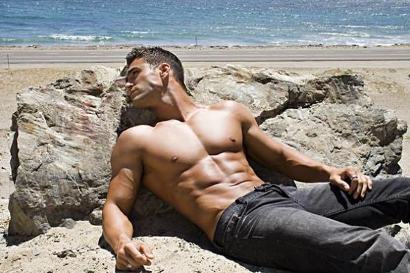 mec à la plage