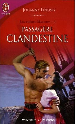 Passagère Clandestine + Avant N°2