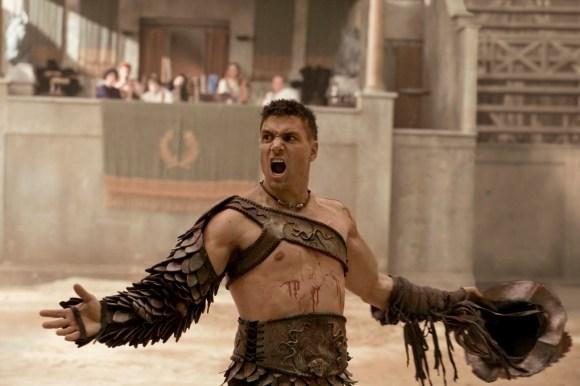 Le Gladiateur Gaulois - Crixus ( Spartacus)