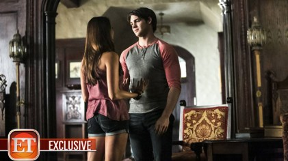 TVD 5x01 - I Know What You Did Last Summer - Elena & Jeremy
