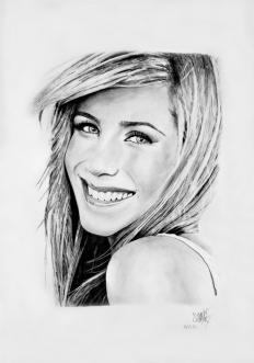 Jennifer Aniston Smack